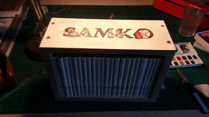 Sam's Bookcase